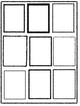 Fuzzy Sketch Frames