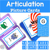 Articulation Picture Cards for G