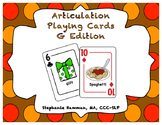 G Articulation Playing Cards
