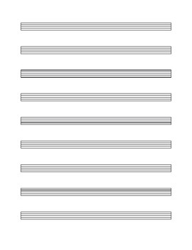 G Clef and More - Drawing Musical Notations