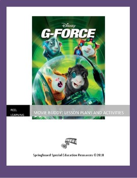 G-Force: Movie Buddy and Lesson Plan