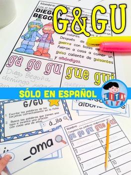 G GU spanish centers