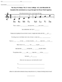 Key Signatures, Solfege in G-Major, Moveable Do Explanatio