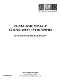 G Major Scale Gone with the Wind