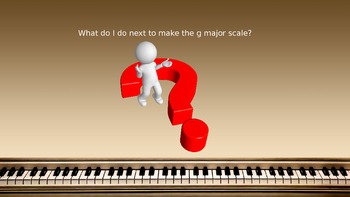 G Major Scale - PowerPoint Lesson