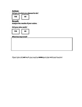 G-PAR Worksheet