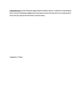 G.R.A.P.E.S. Activities for Social Studies