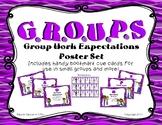 G.R.O.U.P.S Work Poster Set