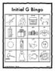G Sound ARTICULATION BINGO Make & Take, SPEECH THERAPY