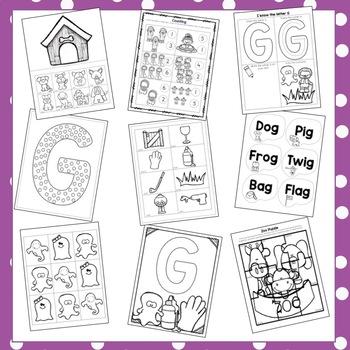 G Sound Speech and Language Curriculum