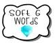 G Word Sort