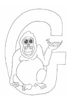 G for Gorilla