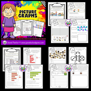 Graphing Activities BUNDLE (Bar Graphs and Picture Graphs)