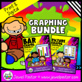 Graphing Activities (Bar Graphs and Pictographs Worksheets