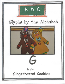 G is for Gingerbread Man