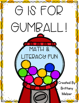 G is for Gumball