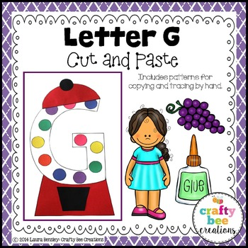 Letter G Craft {Gumball Machine}