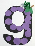 G is for grapes!