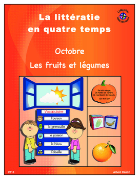 G02.1-Les fruits et légumes