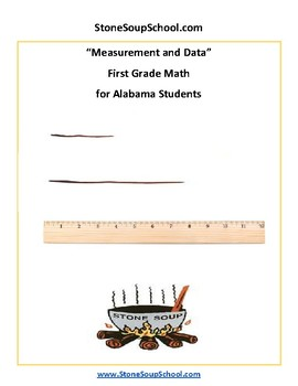 G1  -  Alabama -  Measurement and Data -  Common Core