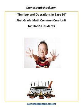 Grade 1 -  Florida  -  Numbers and Operations in Base 10 -  Common Core