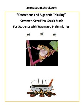G1 - For Students w/ Traumatic Brain Injuries -Operations and Algebraic Thinking
