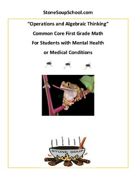 G 1 - Operations & Algebraic Thinking -  w/ Mental Health or Medical Conditions