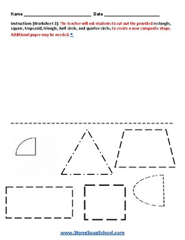 G1 Geometric Shapes  ADD ADHD - Common Core