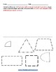Grade 1 Geometric Shapes for Students with ADD ADHD - CCS