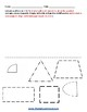 G1 Geometric Shapes -  Medical Disabilities   - Common Core