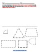 G1 Geometric Shapes -  Students with Autism   - Common Core