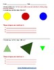 G1 Geometric Shapes -  for Gifted and Talented Students   - Common Core