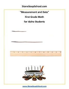 Grade 1  -  Idaho  -  Measurement and Data -  Common Core