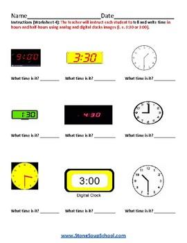 Grade 1 -  Iowa  -  Measurement and Data -  Common Core