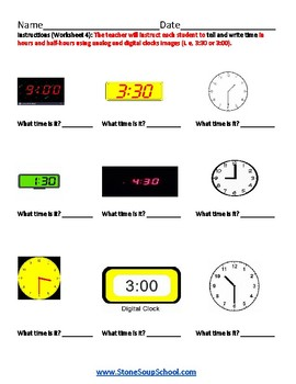 Grade 1 -  Kansas -  Measurement and Data -  Common Core