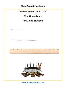 Grade 1  -  Maine -  Measurement and Data -  Common Core