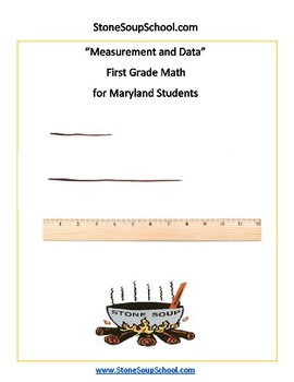 Grade 1  -  Maryland -  Measurement and Data -  Common Core