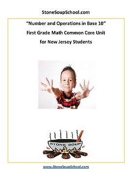 Grade 1 -  New Jersey -  Numbers and Operations in Base 10 -  Common Core
