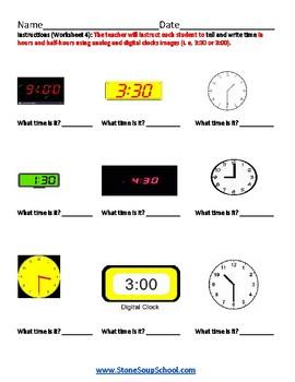 Grade 1  - North Carolina -  Measurement and Data -  Common Core