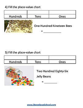 Grade 1 -  Ohio  -  Numbers and Operations in Base 10 -  Common Core