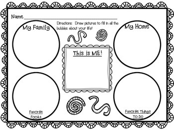 My Family & Me (Social Studies) - Grade 1