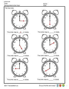 G1S2W10-MW Time (Singapore Mastery Method)