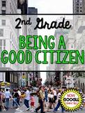 2nd Grade Being a Good Citizen