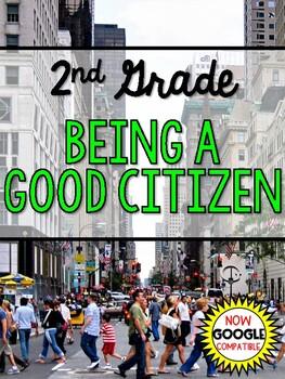 Be a Great Citizen (Social Studies) - Grade 2