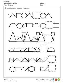 G2S2W17-MW Shapes and Patterns (Singapore Math)