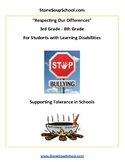 """Grades 3-8:""""Respect Our Differences/ Support Tolerance"""" fo"""