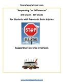 """Grades 3-8:""""Respecting our Differences, Supporting Toleran"""