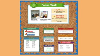 G3 Journeys Lesson 9 - 5 Day lesson plans