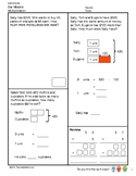 G3S1W16-MW Bar Models Multiplication and Division (Singapore Math)
