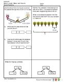 G3S2W4-MW2 Metric Mass and Volume word problem (Singapore Mastery Method)